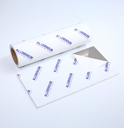 Protective Film for Aluminum Plates