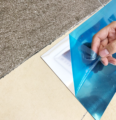 Protetive Film for Stainless Steel Sheets