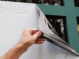 Protective Film For Windows